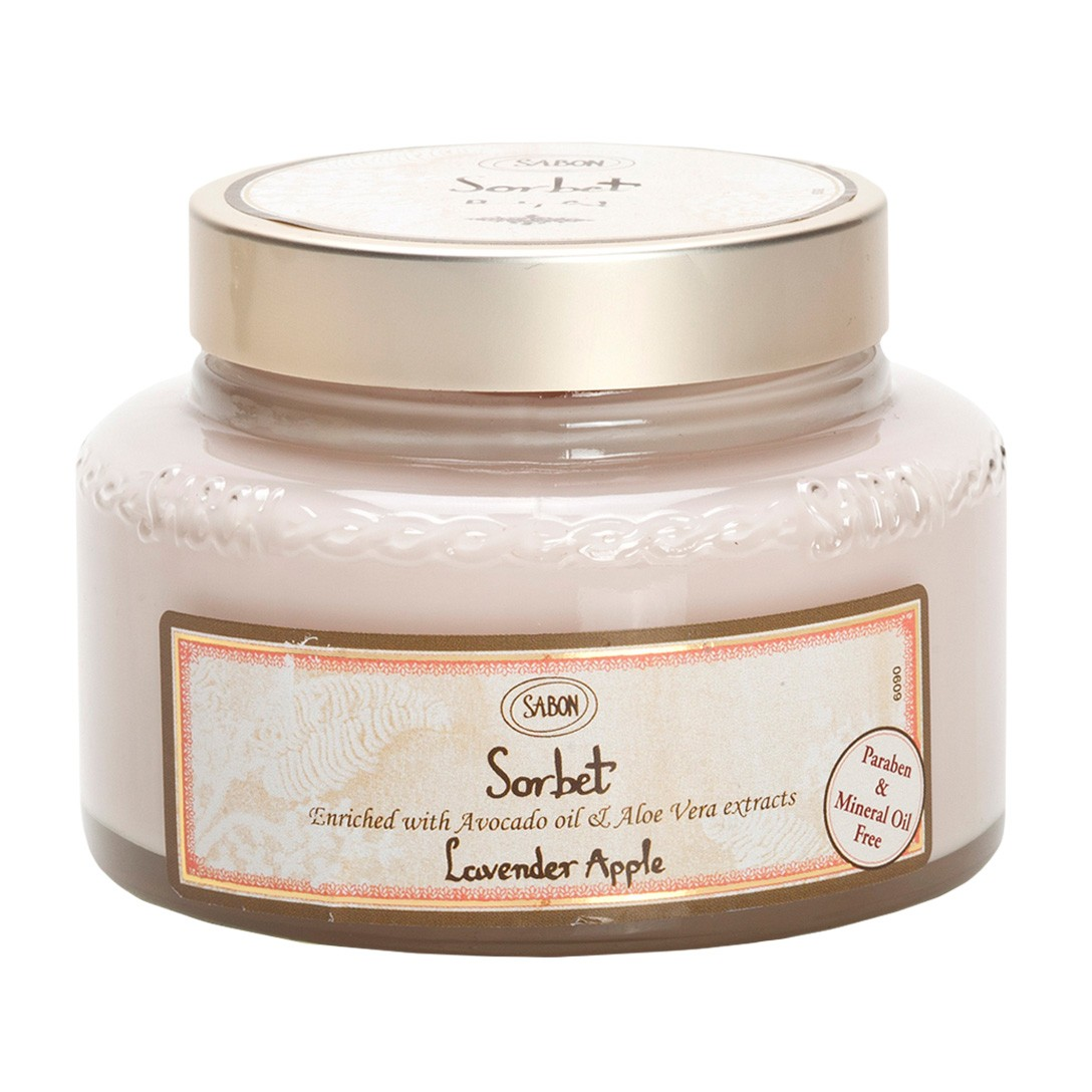 Sorbet Body Gel - Lavender Apple