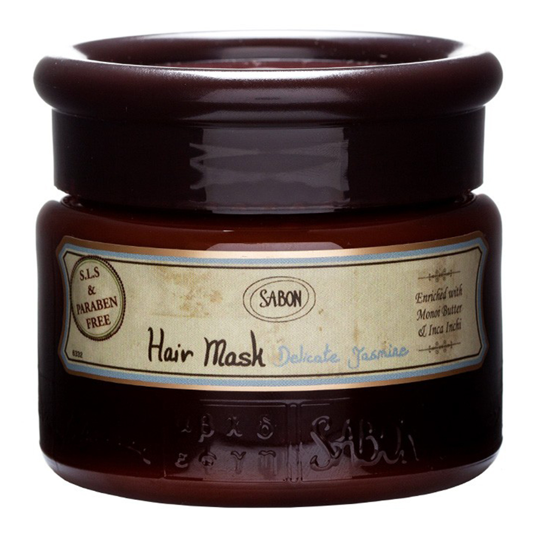 Hair Mask - Delicate Jasmine