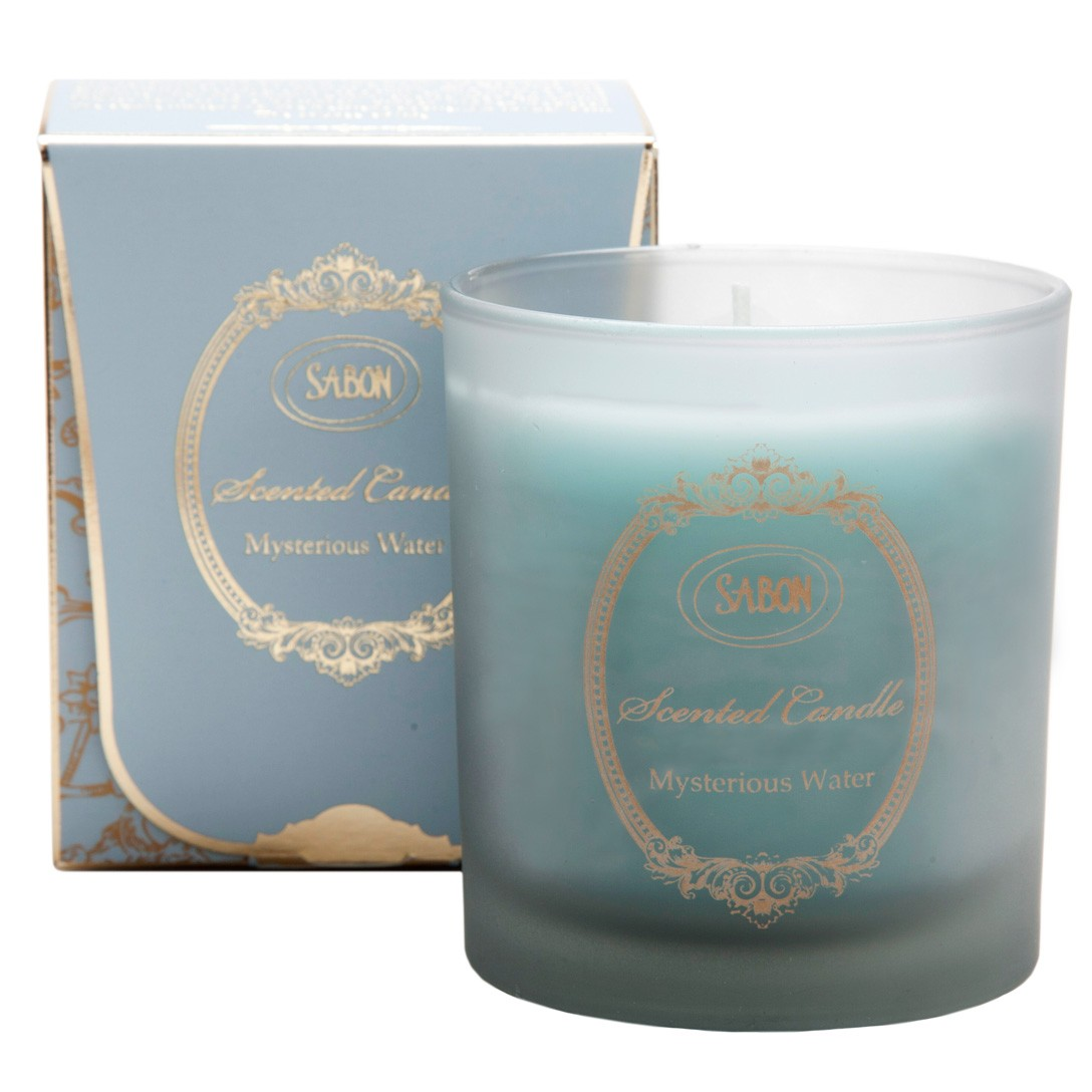 Luxury Candle - Mysterious Water