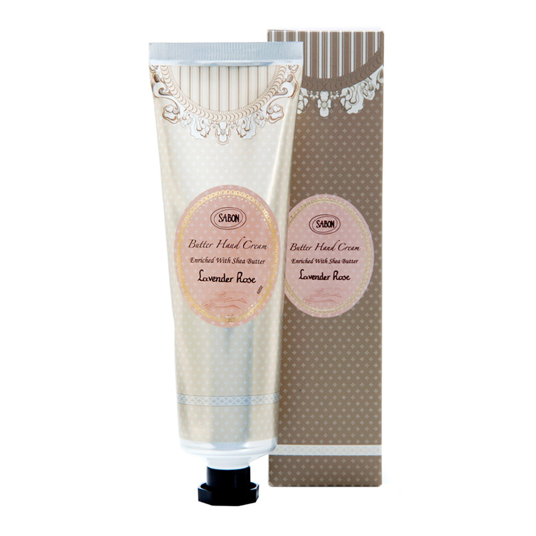 Butter Hand Cream - Lavender Rose