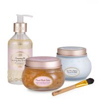 Fresh & Glow Floral Mask Kit
