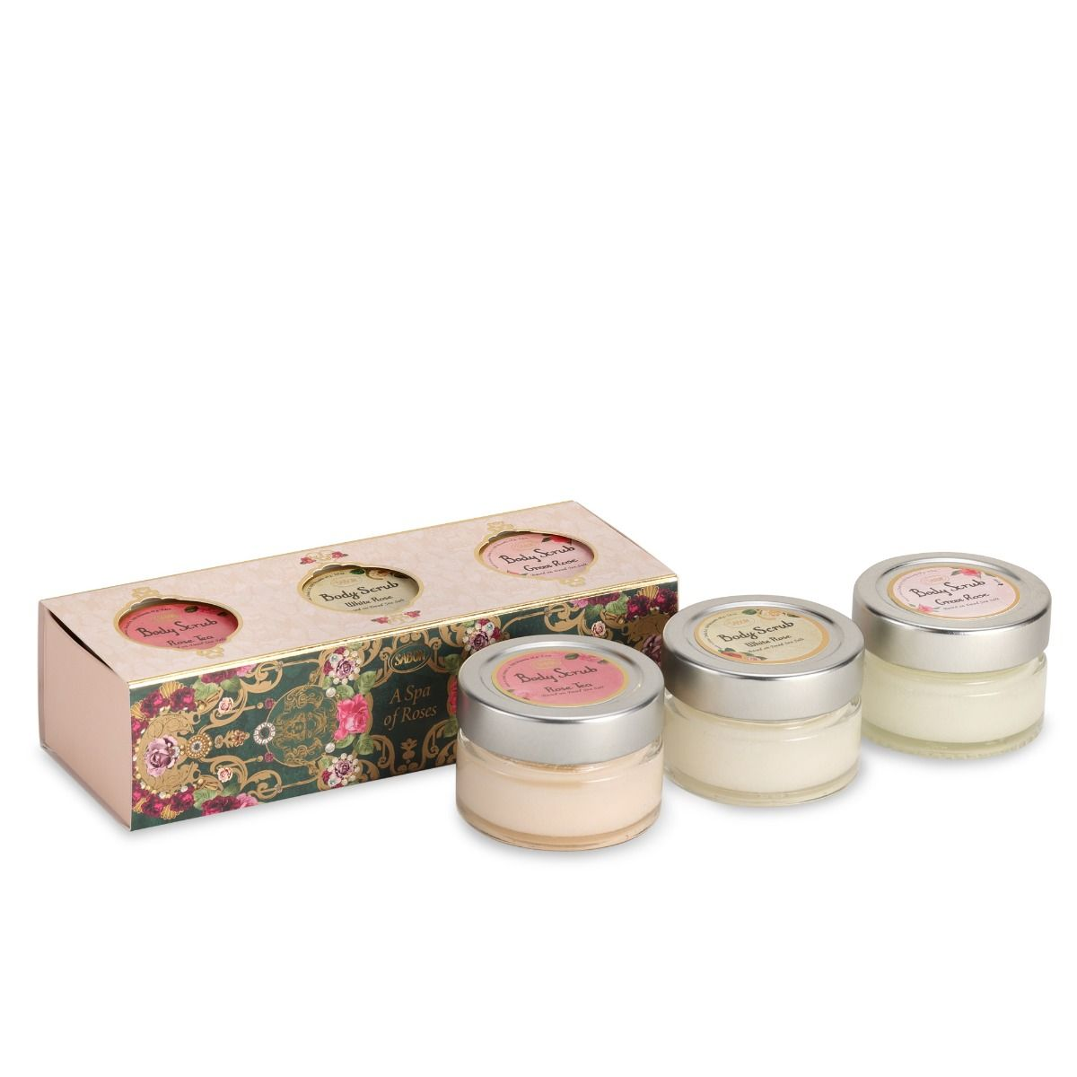 A spa of Roses Gift Set