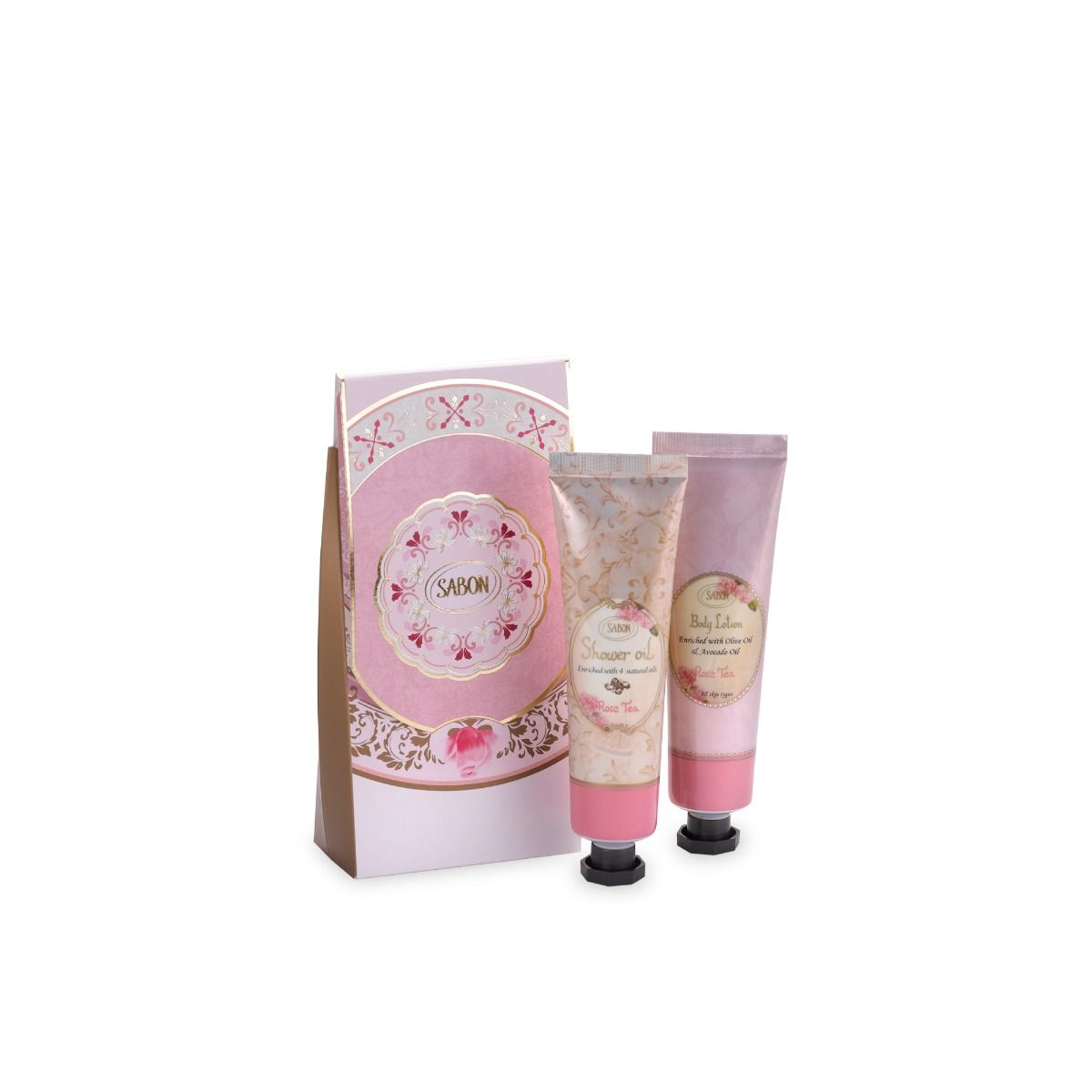 Rose Tea Travel Kit