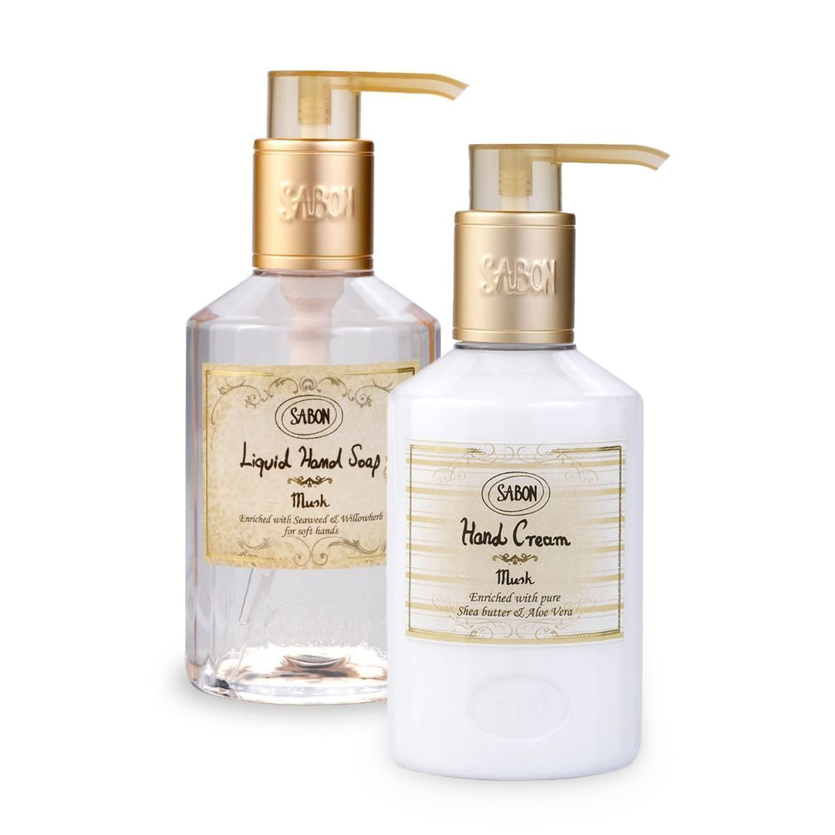 Holiday Hand Care Duo - Musk