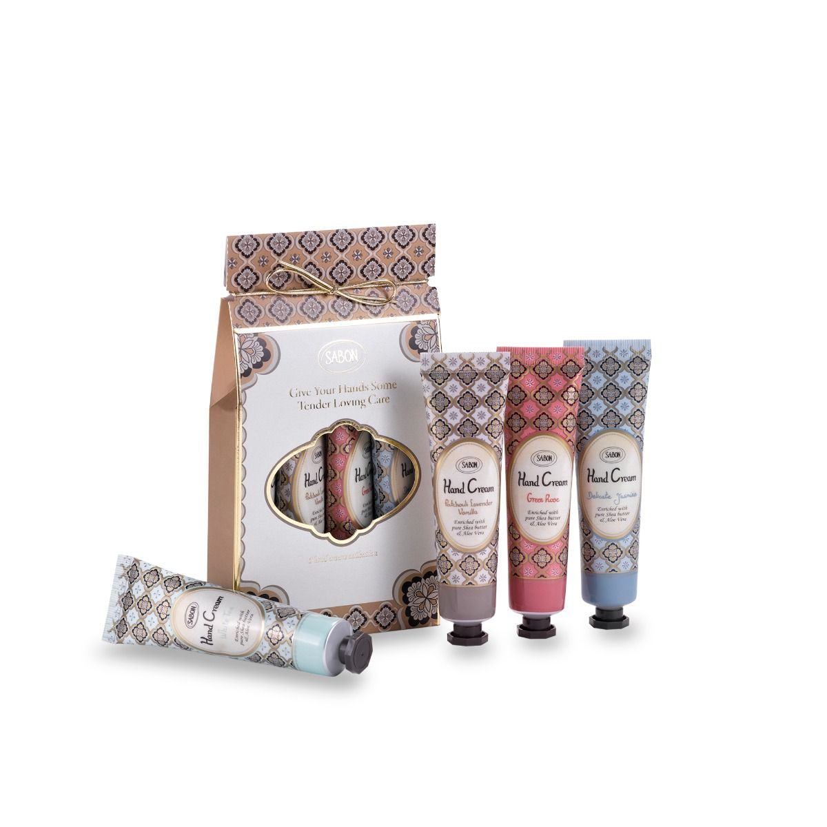 Mini Hand Cream Kit