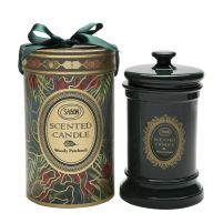 Large Ceramic Candle