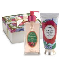 Floral Bloom Body Care Kit