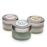Polish and Smooth Body Scrub Trio