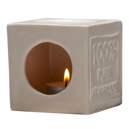 Cube oil burner - Home| Sabon Luxury Bath and Body Products