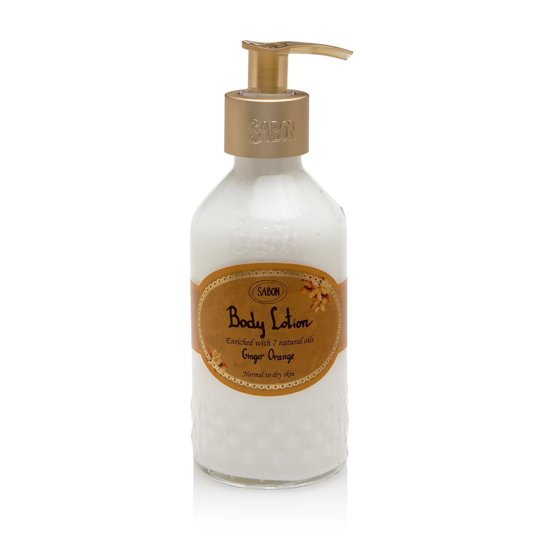 Body Lotion Bottle