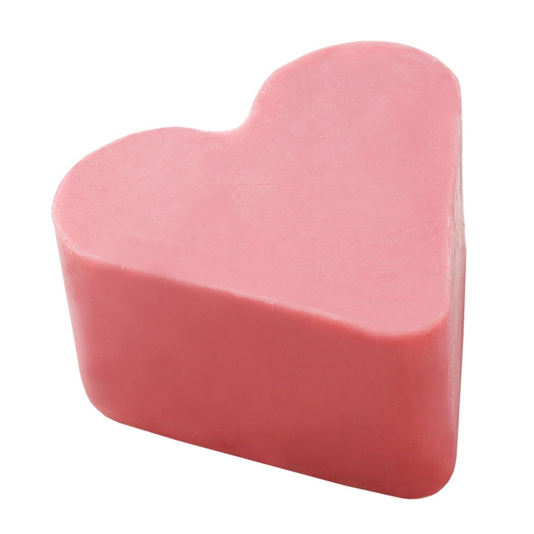 Large Heart Soap