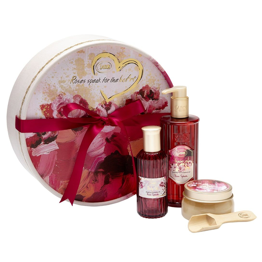 Signature Rose Splash Gift Set