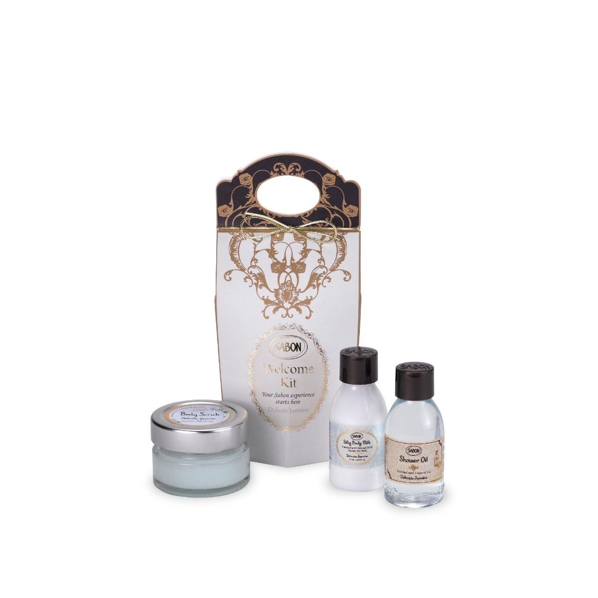 Delicate Jasmine Welcome Kit
