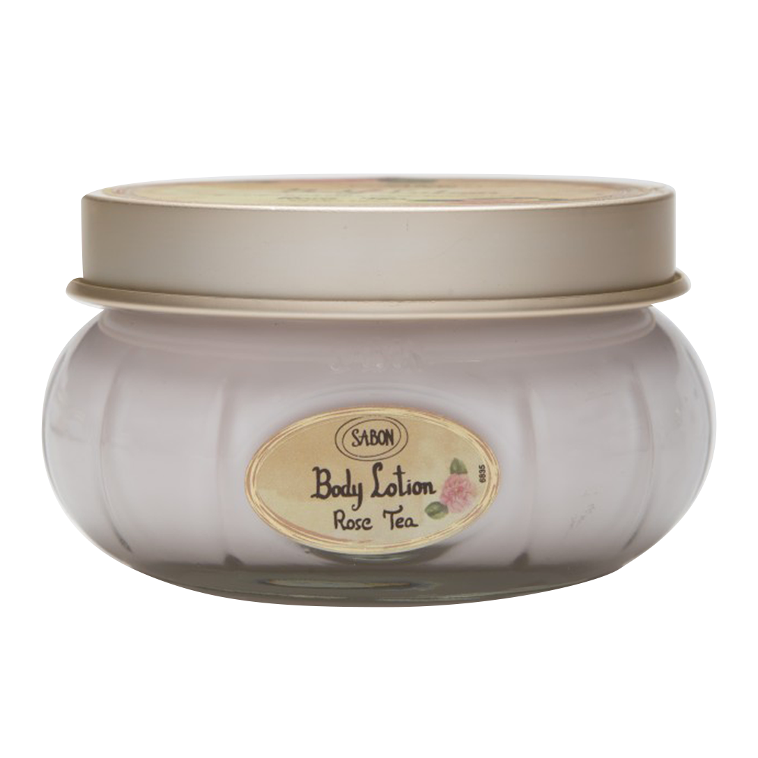 Body Lotion Jar - Rose Tea