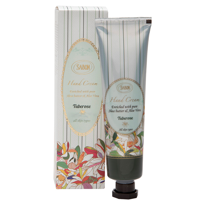 Hand Cream Tube - Tuberose