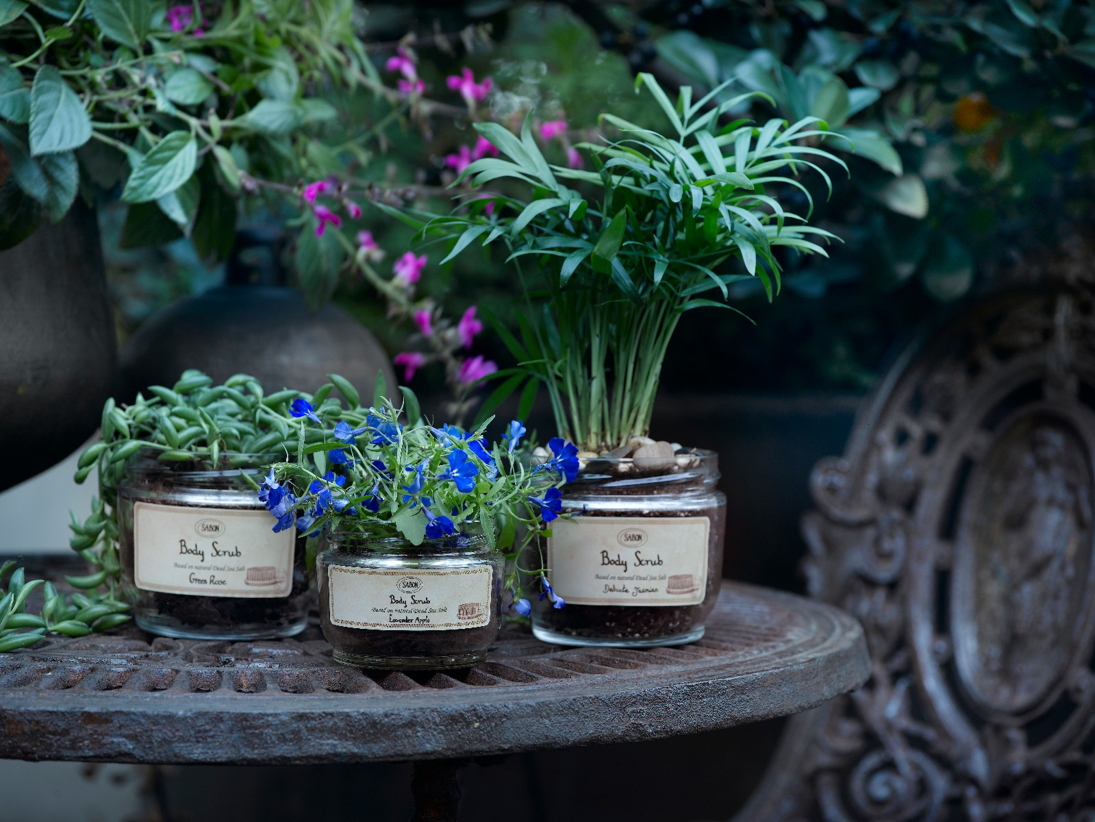Celebrate Earth Day with Sabon