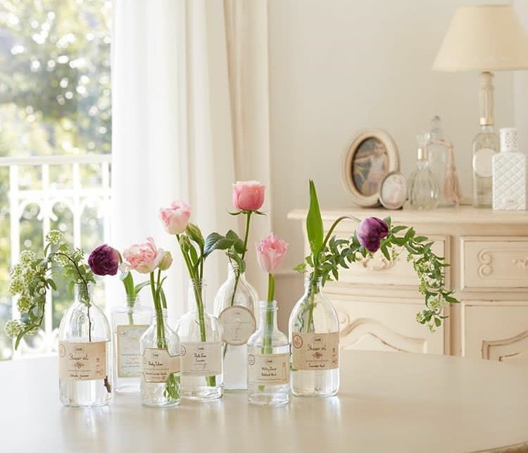 Four Exciting Ways to Recycle Your Empty Sabon Containers