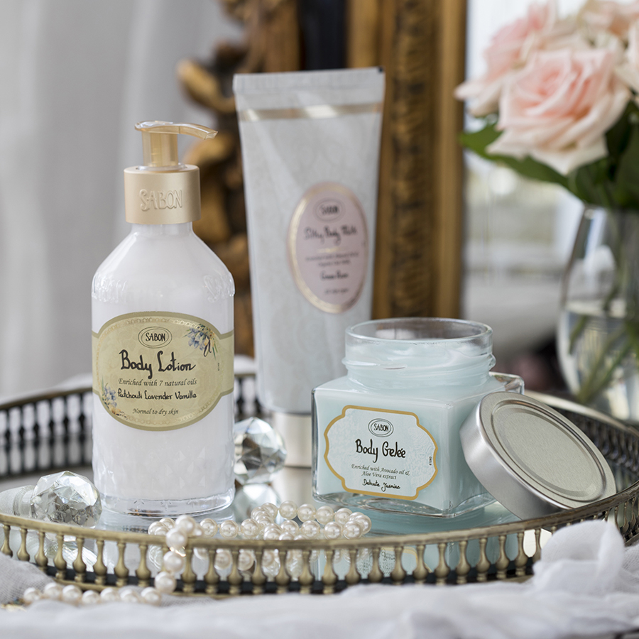 ALL ABOUT: Sabon's Body Lotions - Which is Right for You this Winter?
