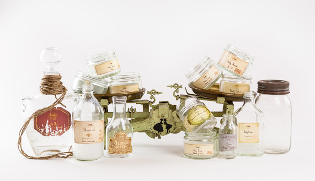 Recycle with Sabon & Save!