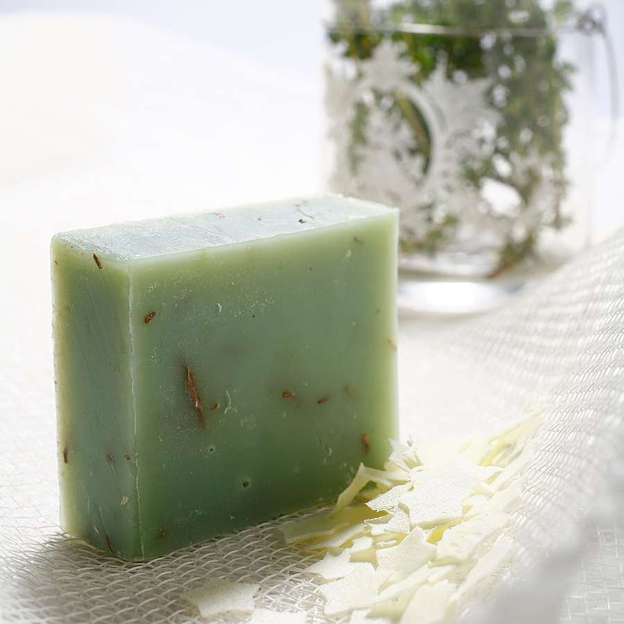 ALL ABOUT: Olive Oil Soap