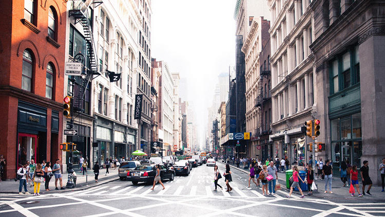 Soho, A Shopper's Ultimate Destination